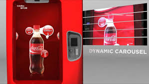 Interactive Vending Machines Unique New Interactive Vending Machine YouTube