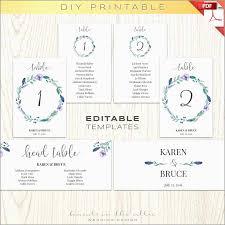 free wedding seating chart template printable fabulous fl wedding table numbers printable template seating of elegant