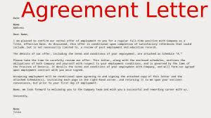 Contract Agreement Letter Format New 19 Awesome Contract Letter ...