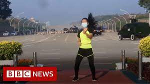 Myanmar fitness instructor accidentally captures coup unfolding - BBC News  - The Global Herald