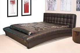 Leather California King Platform Bed Frames — Tsasdiresort Beds ...