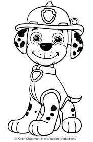 Paw Patrol Printable Coloring Pages Free With Of Skye Book For 2