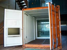 The Interior Container House Architecture  Container Home - Shipping container house interior