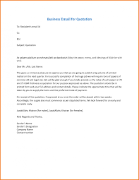 Professional Email Format For Job Application Business
