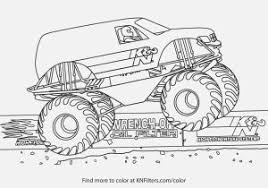 Monster Truck Coloring Pages Printable 28 Printable Truck Coloring