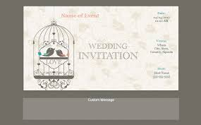 6 places to send free online wedding invitations Free Online Wedding Invitation Fonts 123 invitations' free online wedding invites Elegant Free Wedding Fonts