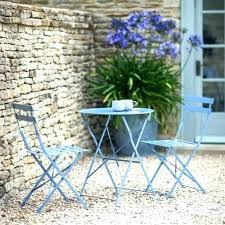 blue bistro table set small metal bistro sets garden furniture bistro set small round table and