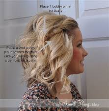 15 Cute And Easy Hairstyle Tutorials For Medium Length Hair Hair