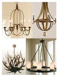pottery barn light fixture 2