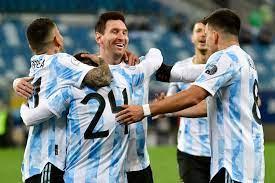 """كوبا أمريكا.. منتخب الأرجنتين يضرب بوليفيا بثلاثية في الشوط الأول """"فيديو"""""""