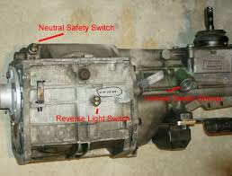 neutral safety switch on transmission ford mustang forum 1990 mustang transmission harness at Mustang Transmission Harness