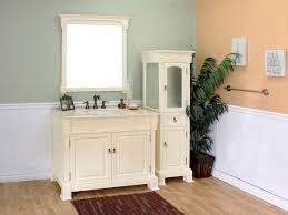 bathroom vanity with linen cabinet. 42\ bathroom vanity with linen cabinet t