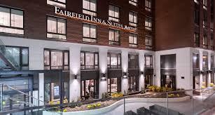 Central Park Hotel Fairfield Inn Suites New York Manhattan