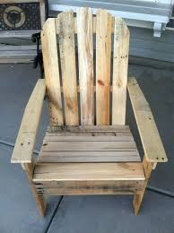 pallet chair pallet chairs pallet wood chair plans