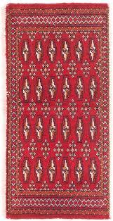 1 7 x 3 4 torn persian rug