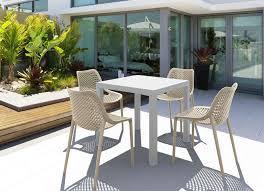 Ensemble de jardin chaise et table ARES :: Achatdesign