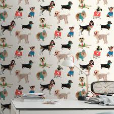 dog wallpaper for walls. Delighful Dog KIDSBOYSWALLPAPERCARSSPACEFOOTBALLGRAFFITICHILDRENS Throughout Dog Wallpaper For Walls