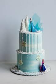 25 best ideas about Frozen birthday cake on Pinterest