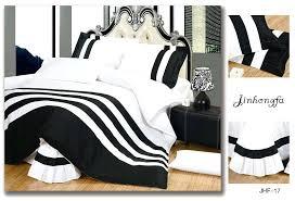 black and white stripe duvet amazing best damask bedding ideas on organic duvet covers for black