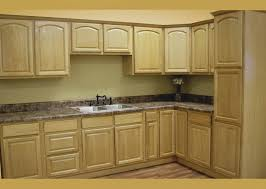 ... Unfinished Oak Kitchen Cabinets Unthinkable 19 In Stock New Home  Improvement Products At Discount Prices ...