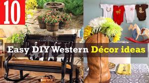 ideas your easy diy western decor