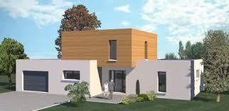 CONSTRUCTION 86 FR Plan Maison Contemporaine Tage De Type 5