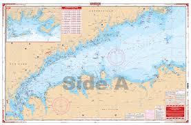 Long Island Sound Nautical Map Chart