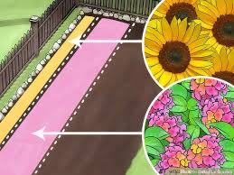 Small Picture 4 Ways to Design a Garden wikiHow