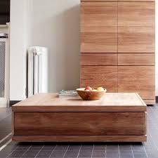 Teak Living Room Furniture Solid Teak Coffee Tables Teak Living Room Furniture By