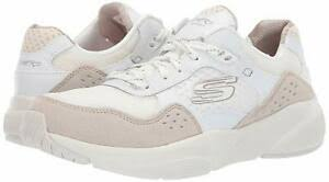 Details About Nwt Womens Skechers Meridian Charted Comfort Shoes Sneaker White Natural 13019