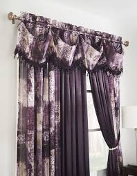 annaslinens windowcurtainrod see more the madagascar window panel has a beautiful sheer jacquard pattern with a jeweled tasseled federal valance