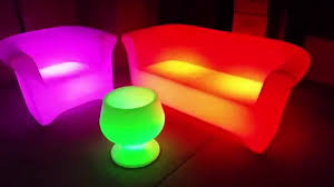 Glow Furniture Led Light Up Furniture Nightclub Furniture Glow Furniture