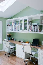 two person desk home office. Two Person Desk Design Ideas For Your Home Office