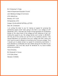 sample of scholarship letter anuvrat info 5 scholarship appeal letter sample appeal letter 2017