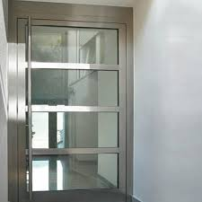 commercial front doorsVintage And Modern Design Steel Commercial Entry Door With