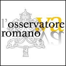 L`OSSERVATORE ROMANO