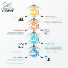 Process Template Process Infographic Template Minimal Infographics Process Template