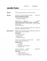 Nursing Unit Clerk Sample Resume Nursing Unit Clerk Cover Letter Sample Resume For Food Server 14