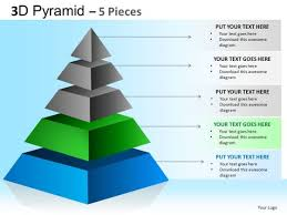 Powerpoint Hierarchy Templates Powerpoint Templates Corporate Hierarchy Pyramid Ppt Slide Layout