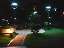outdoor solar lights ideas