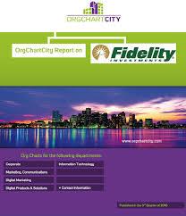 Fidelity Investments Organizational Chart Fidelity Investments Org Charts By Org Chart City