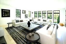 cowhide rug living room home models luxury cowhide rug living room faux cowhide rug living room