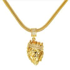 hip hop necklace iced out chain fake hip hop jewellery