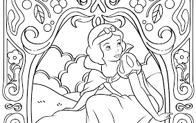 Is your kiddo more of a belle or rapunzel? Disney Princess Coloring Pages To Print Or Do Digitally Theme Park Professor