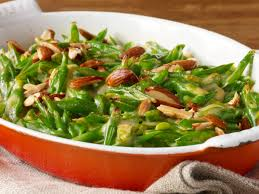 Light Green Bean Casserole Green Bean Casserole With Goat Cheese Almonds And Smoked Paprika