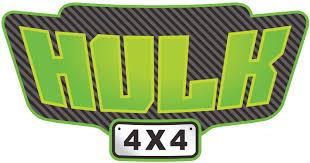 Touring & Camping - Hulk 4x4