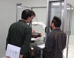 whether ing a new robot or on boarding new personnel to operate an existing robotic cell most robot manufacturers offer a training program