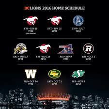 The Countdown Is On Bc Lions