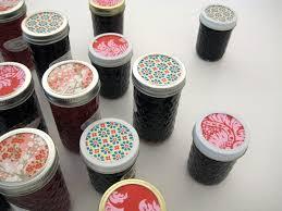 Jam Jar Decorating Ideas Aira Bella Decorated Jam Jar Lids Crafts I Want To Make 48