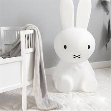 Ins Hot Rabbit Children LED Bed Table Lamp Dimmable Baby Bedroom LED Night  Light For Kids